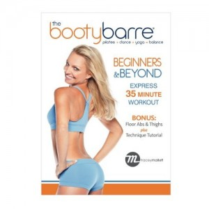 Get In Shape! - The Booty Barre!