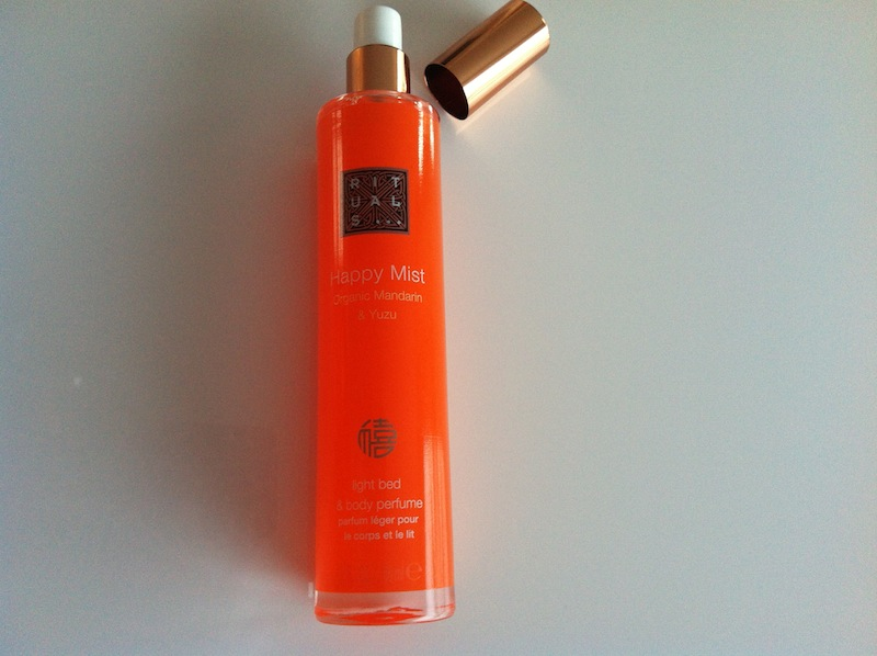 Rituals - Laughing Buddha - Happy Mist! Review