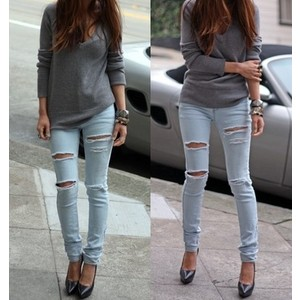 HOT OR NOT? Ripped Jeans!