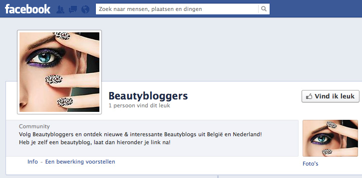 beautybloggers-Facebook