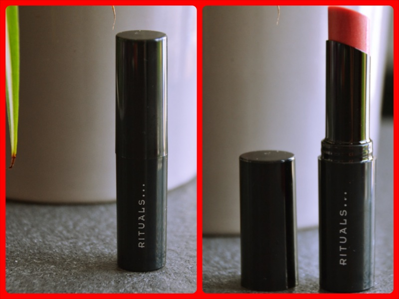 Rituals Lip Shine 2 Swatch 2