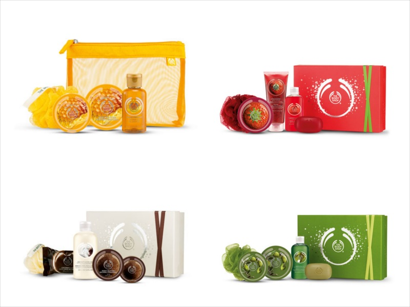 The Body Shop - Kerst 2013