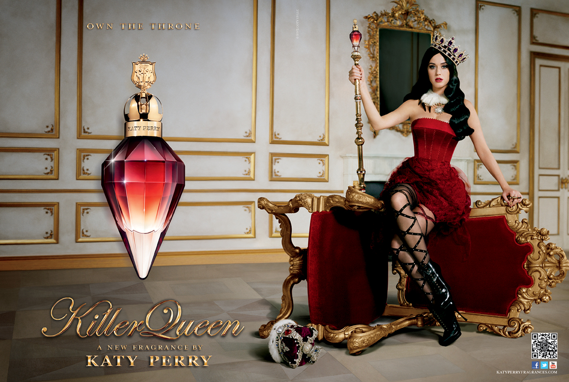 Katy Perry - Killer Queen