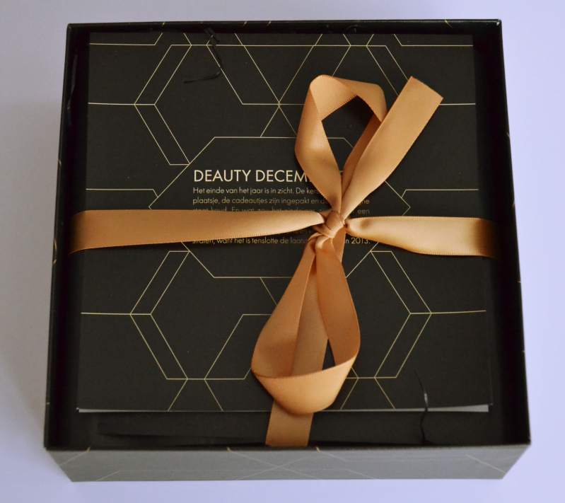 Deauty box - December 3