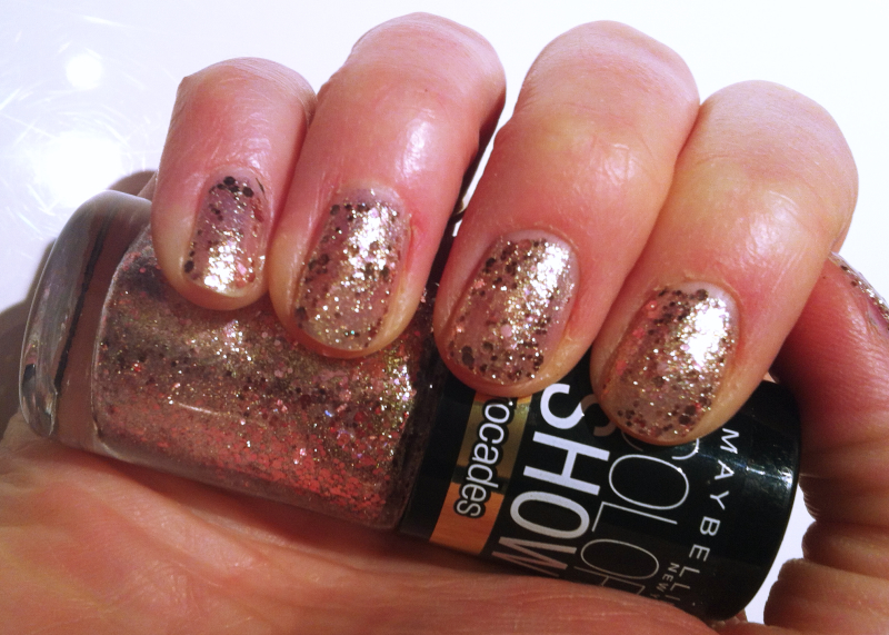 Maybelline Colorshow Brocades - Knitted Gold/220