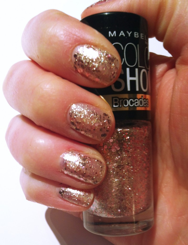 Maybelline Color Show Brocades swatch