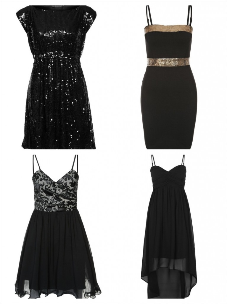 little black dresses zalando