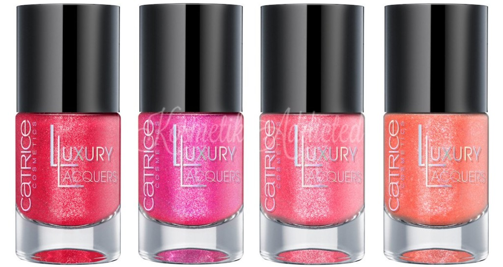 Catrice Luxury Lacquers LE Sandsation 2