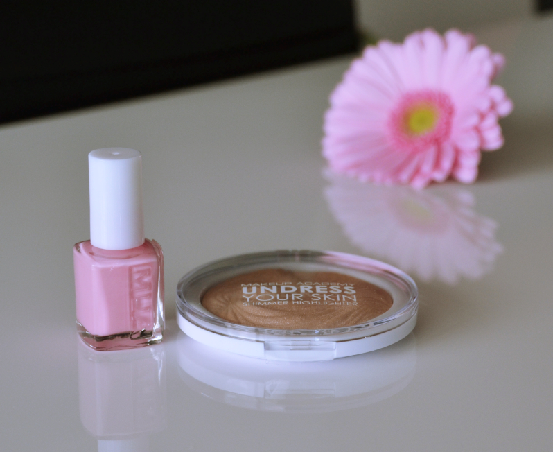 Review - MUA Highlighter en Nagellak