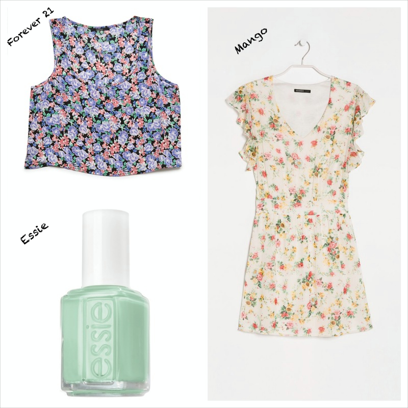 Summer musthaves collage