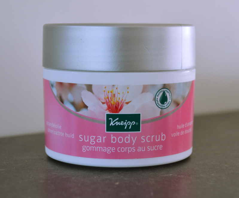Kneipp - Douche Foam & Sugar Body Scrub - Review