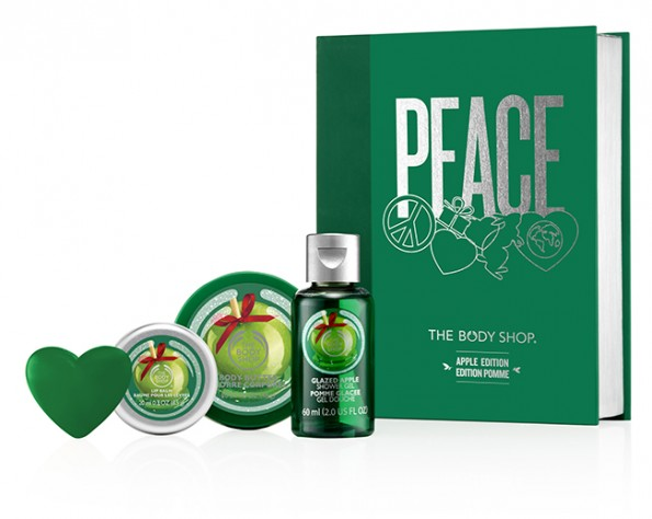 The Body Shop Christmas 2014