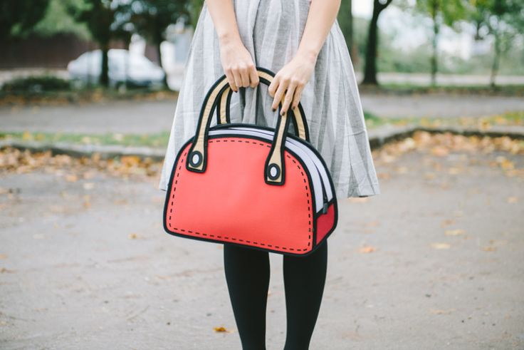 HOT or NOT? Jump From Paper Bags