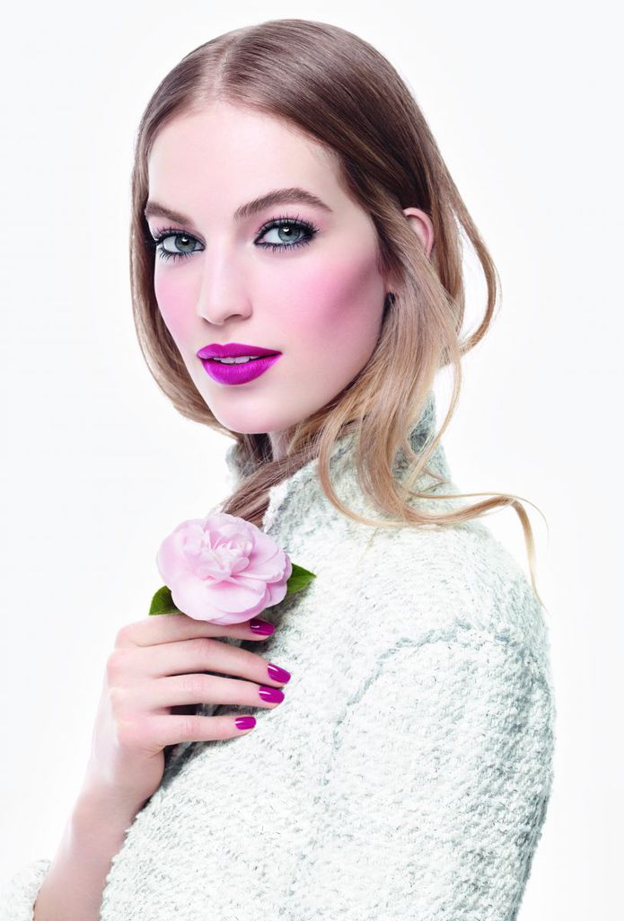 Chanel - Rêvierie Parisienne Lente Make-up 2015