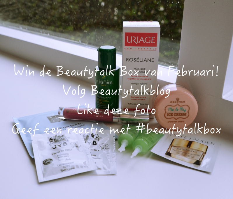 Beautytalk box Februari instagram