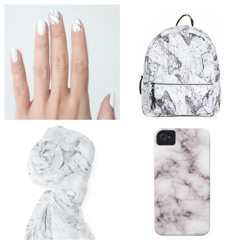 Hot or Not? Marble Prints