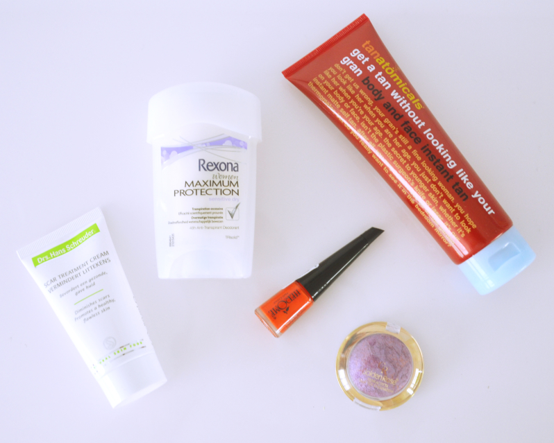 Beautybox april 2015 inhoud