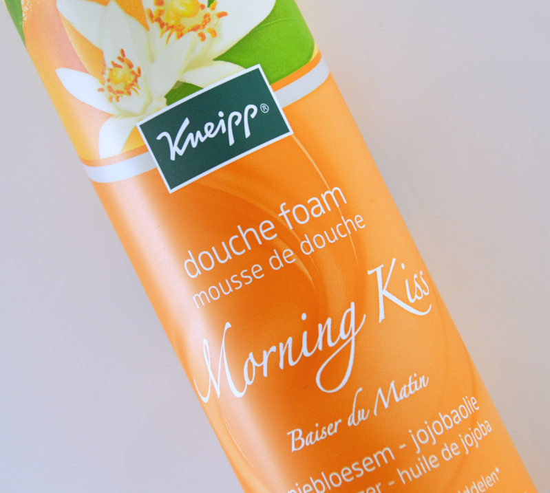 Kneipp - Douche Foam Morning Kiss