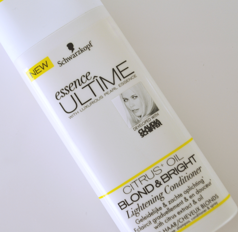 Schwarzkopf - Essence Ultime Citrus Oil Bright & Blond - Shampoo & Conditioner