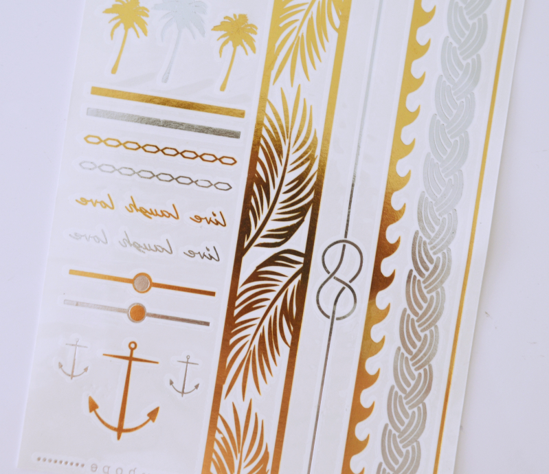 Flash tattoos - Hema