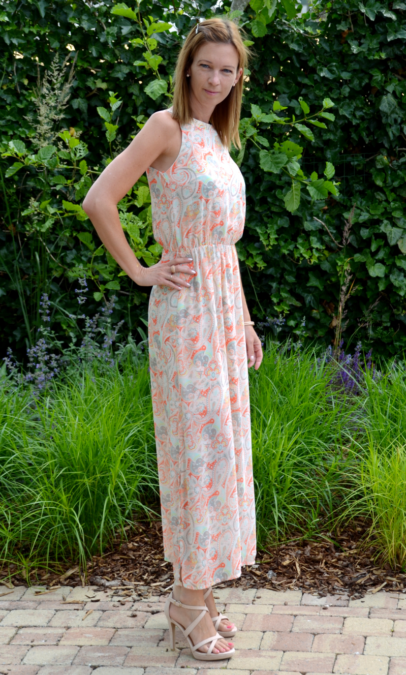Outfit - Maxi-dress