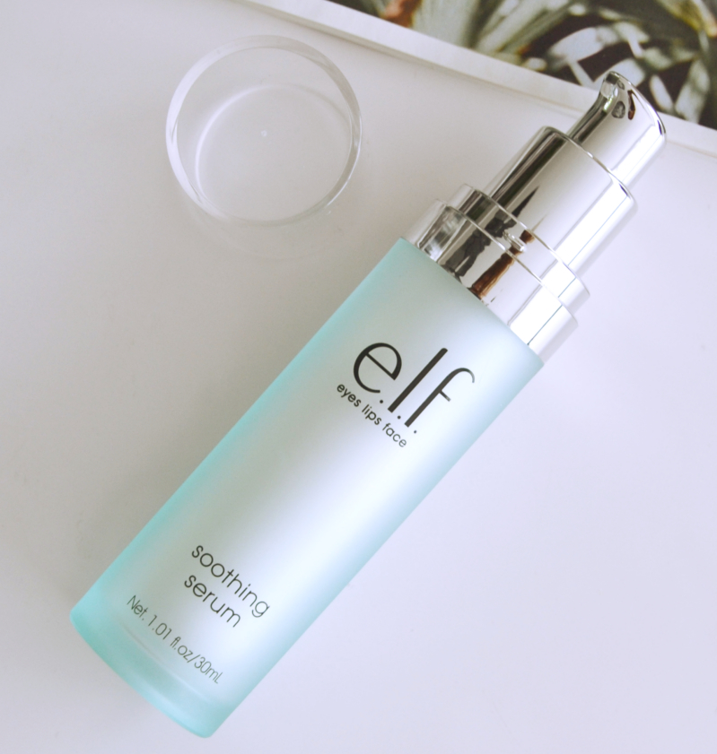 soothing serum elf review