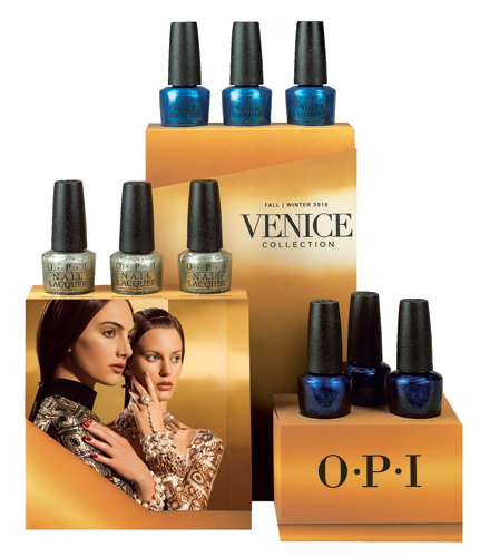 OPI - Venice Collection FW 2015