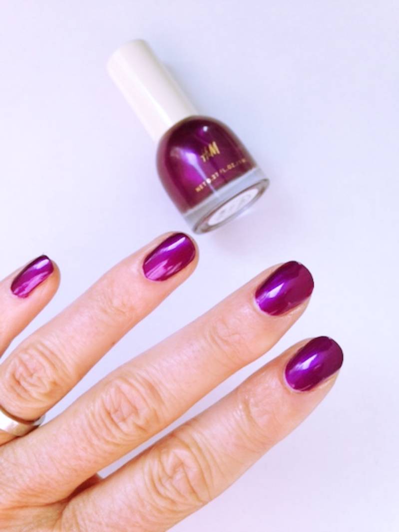 H&M Nagellak Review - Swatches