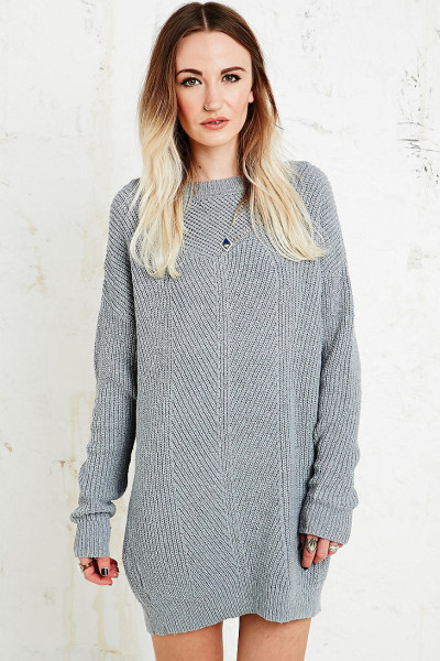 Hot or Not? De Sweaterdress