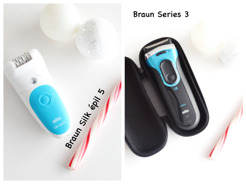 Braun Series 3 & silk epil