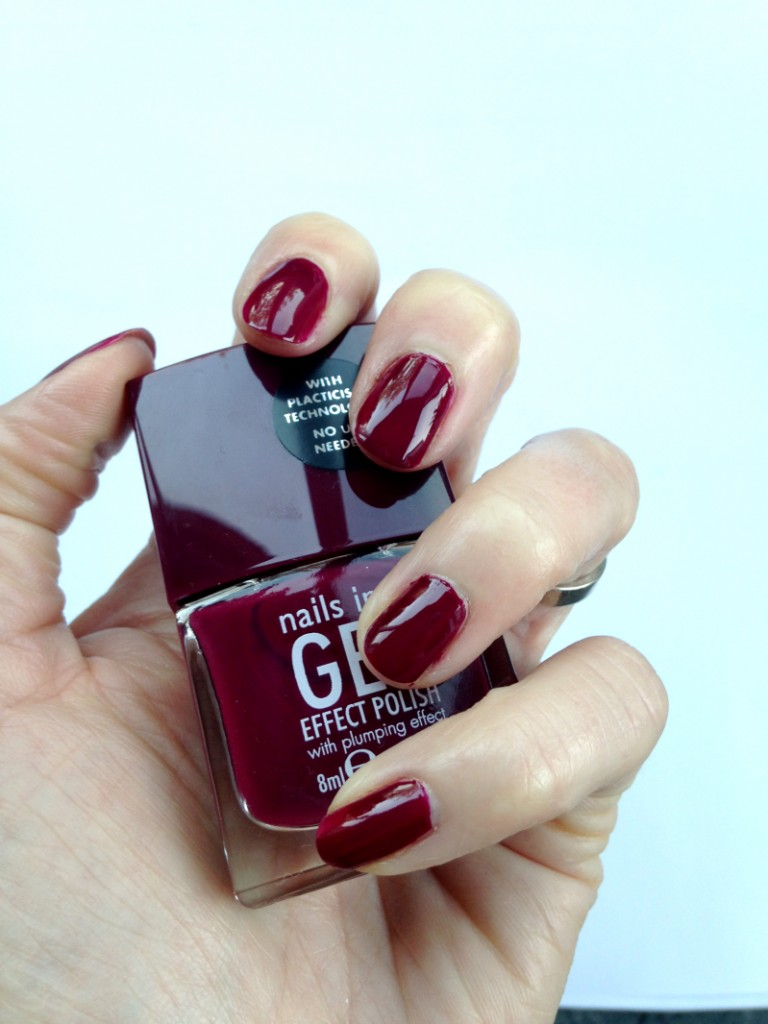 NAILSINC GEL EFFECT - KENSINGTON HIGH STREET & MENCER STREET
