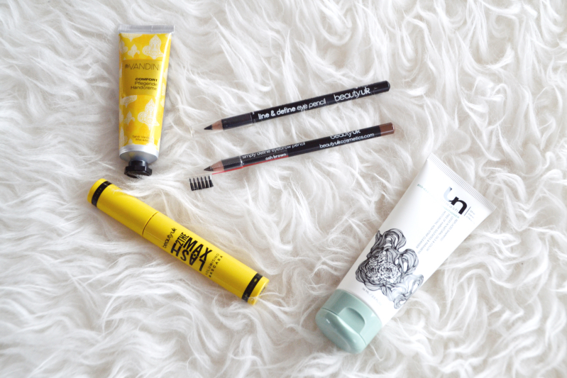 Beautybox januari 2016