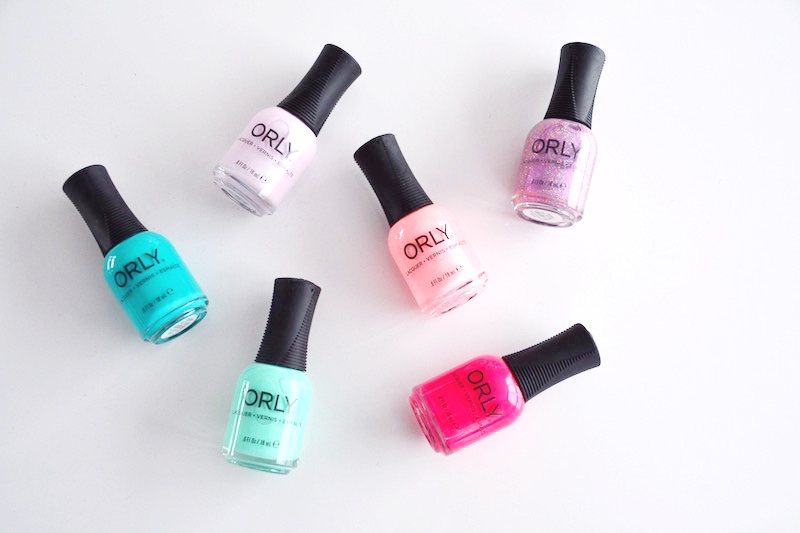 Orly Melrose Collection spring 2016