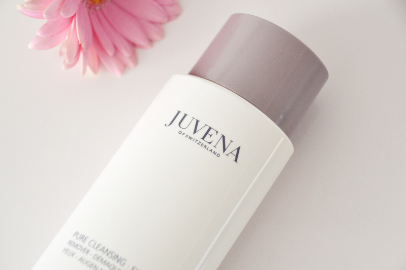 Juvena - Eye Make-Up Remover & Massage Oil - Review