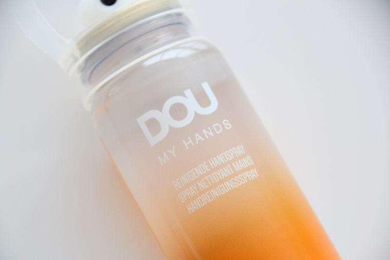 Dou my hands handspray vanilla