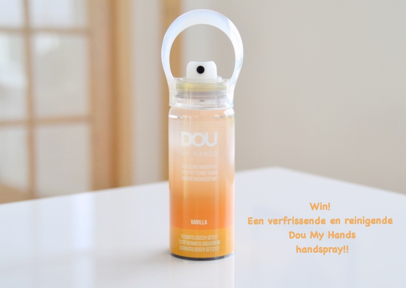 Dou my hands handspray winactie