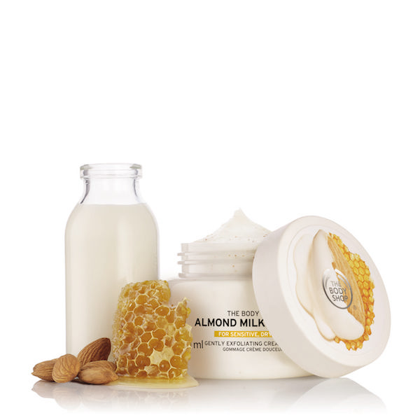 The Body Shop - Almond Milk and Honey