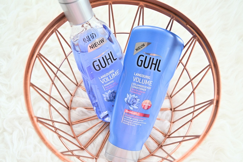 Guhl Langdurige volume shampoo en conditioner