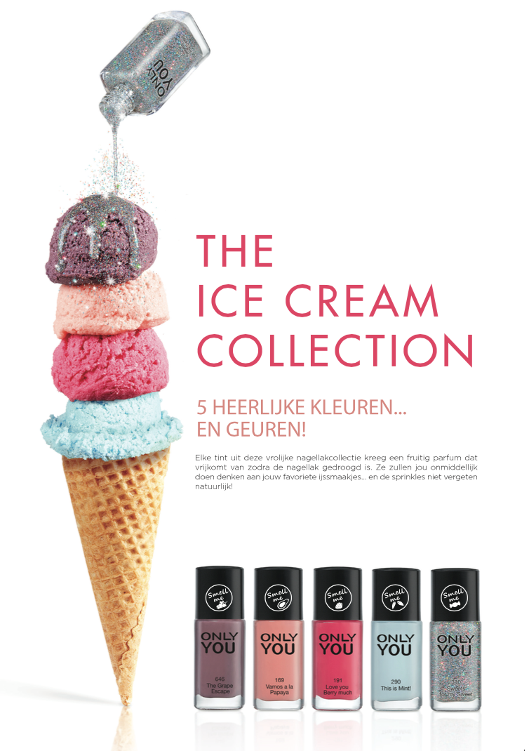 Only You - The Ice Cream Collection