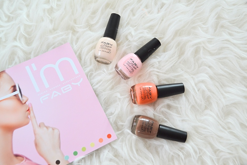 Faby - I'm Faby Mini Pack review & swatches