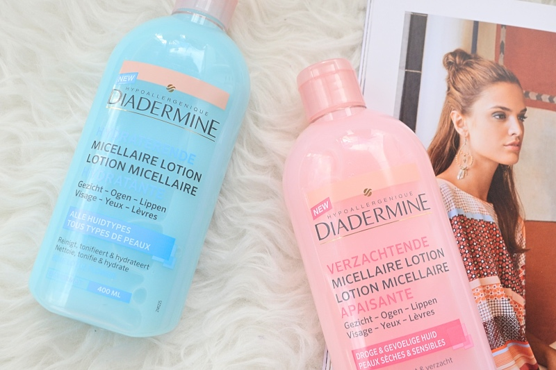 Diadermine micellaire lotions 06