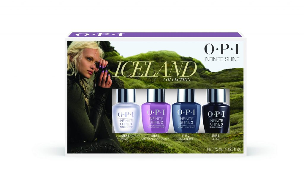 OPI Iceland Collection