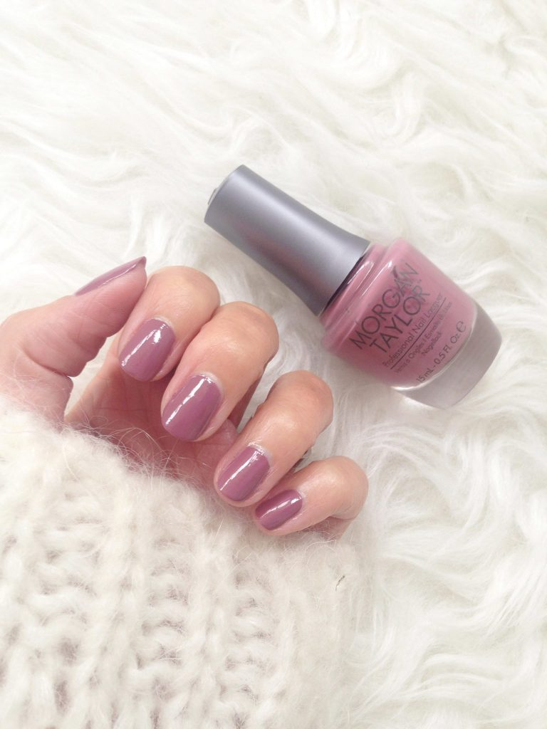 Nails to Inspire - Morgan Taylor