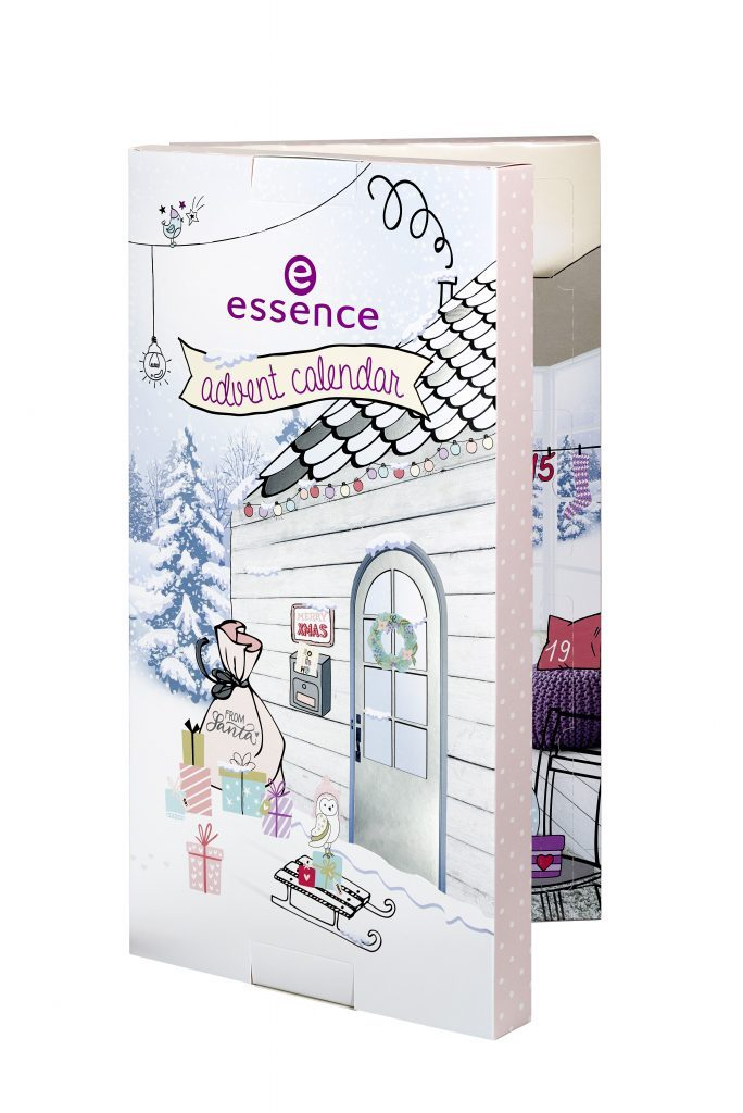 Essence adventkalender 2017