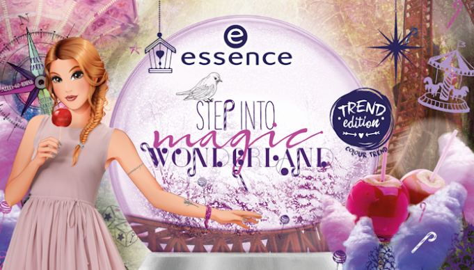 Essence Step into Magic Wonderland