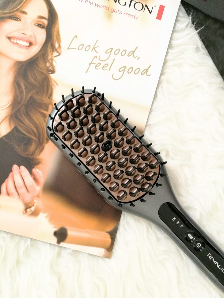 Remington Keratin Protect Straight Brush