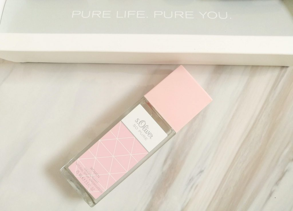 S. Oliver So Pure Box Giveaway
