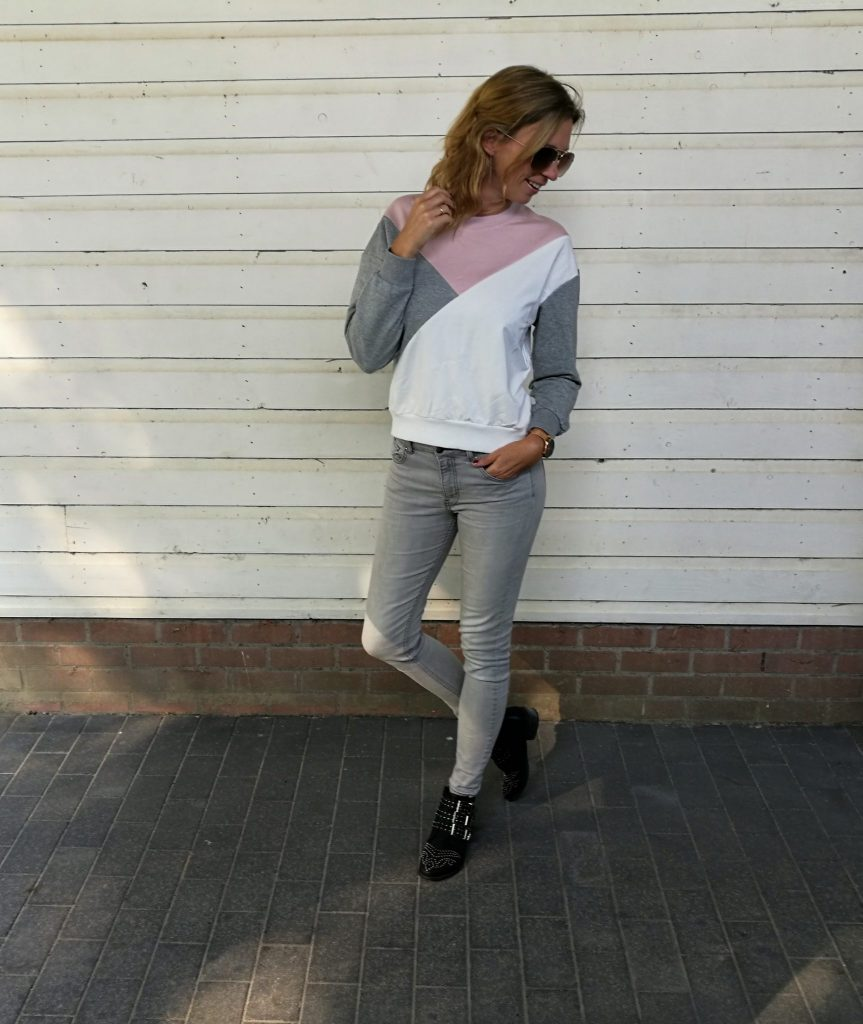 Outfit - Romwe Sweater