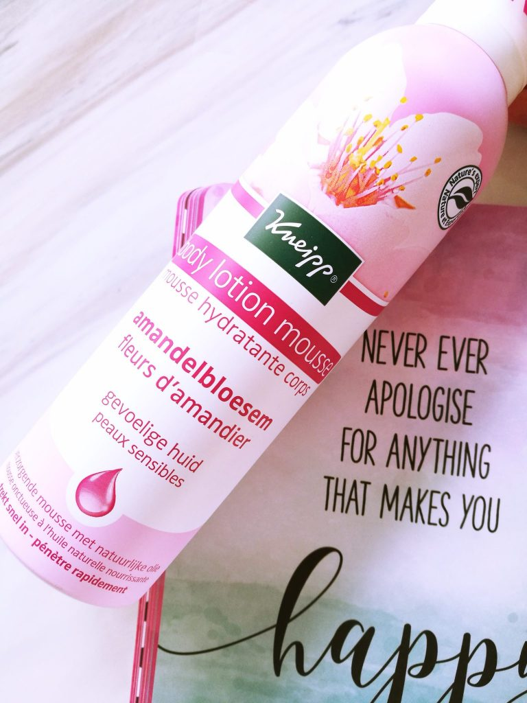 Kneipp Body Lotion Mousse
