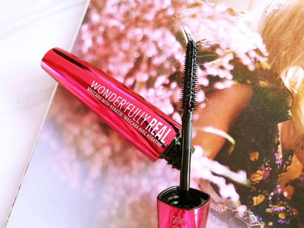 Rimmel Wonder'fully real mascara 03